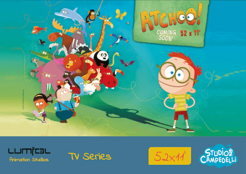 Atchoo! - 2D Animation TV Series