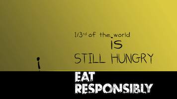 Hungry World - Marketing 2D